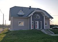 Brdovec - novogradnja (kuća u izradi)